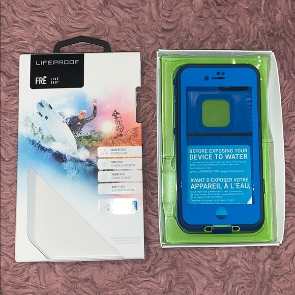 LifeProof Accessories - LifeProof FRE iPhone 7/8 Case
